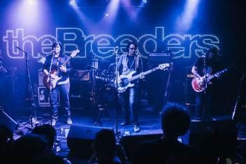 Breeders concert review photos miami 2013